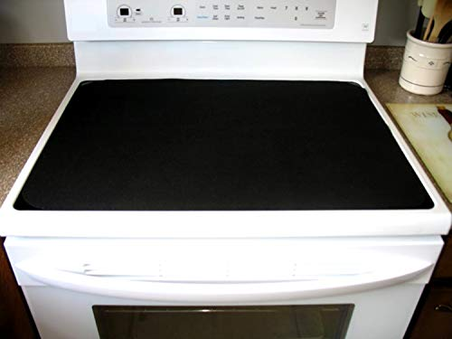 ClarUSA Premium Dense Felt Stove Mat Protector for Glass Cook Tops (When Burners not in use)