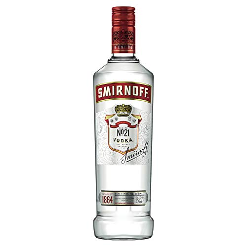 Smirnoff Red No. 21 Premium Vodka, 700ml