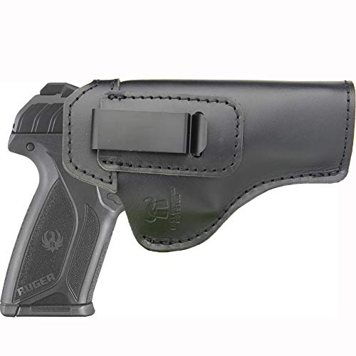 IWB Leather Holster for Inside Waistband Concealed Carry...