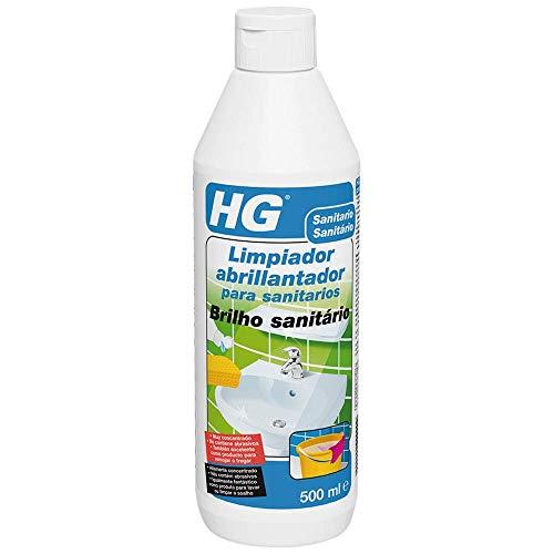 HG 145050130 - Limpiador abrillantador sanitairios (envase de 0,5 L)