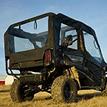 Over Armour Offroad 2016-18 Pioneer 1000-5 Deluxe Soft Doors, Middle and Rear Windows