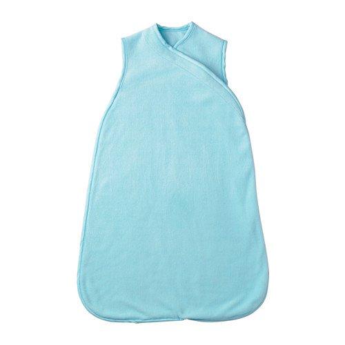 IKEA Dromland Baby Schlafsack blau/türkis