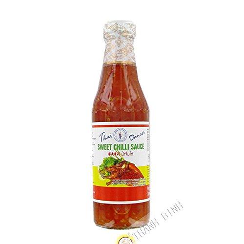 Chili-Sauce hähnchen-THAI DANCER Thailand 340g - Pack 12 pcs