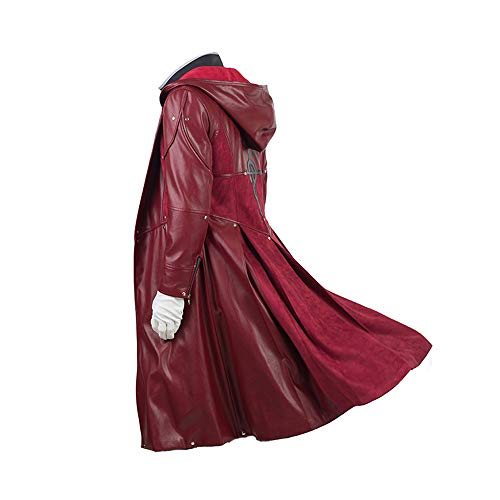 Men's Edward Elric Jacket Fullmetal Alchemist Cosplay Costume Halloween Outfits