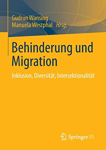 Behinderung und Migration: Inklusion, Diversität, Intersektionalität