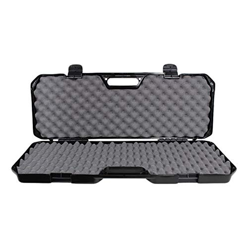Condition 1 Economy Grade 30' Hard Plastic Rifle Gun Case - Compact AR 15 Tactical Rifle Case - Scratch and Water Resistant - Made in USA - 30' x 8.24' x 3.25'