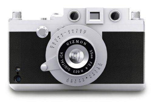 Gizmon–Schutzhülle iPhone 5/5S ICA Kamera