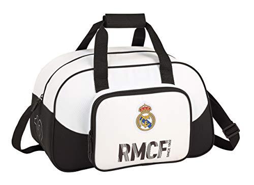 Real madrid cf bolsa de deporte, bolso de viaje.