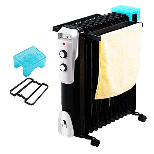 Check Out This Mei Xu Heater, intelligent constant temperature space heater indoor electric heater 13 pieces of double-sided hollow heat sink, 2400W @ (Size : 2400w)