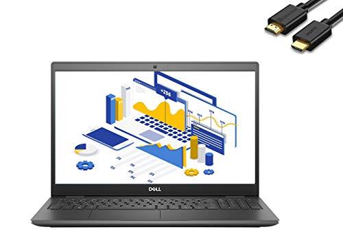 2020 Dell Latitude 3000 3510 15.6' Full HD FHD (1920x1080) Business Laptop (Intel 10th Gen Quad-Core i7-10510U, 16GB RAM, 512GB SSD) Type-C, HDMI, Webcam, Windows 10 Pro + IST Computers HDMI Cable