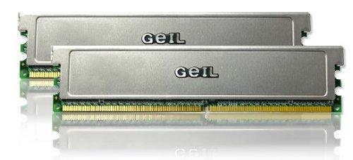 G.E.I.L. PC2-6400 Arbeitsspeicher 2GB (800 MHz, 240-polig) DDR2-RAM Kit
