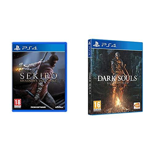 Sekiro Shadows Die Twice + Dark Souls: Remastered
