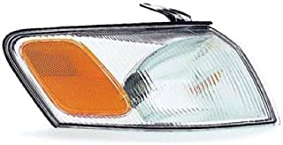 Go-Parts - OE Replacement for 1997 - 1999 Toyota Camry Turn Signal Light Assembly / Lens Cover - Front Right (Passenger) Side 81510-AA010 TO2531126 Replacement For Toyota Camry