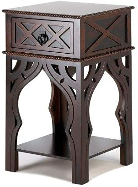 World Of Products Moroccan Style Side Table