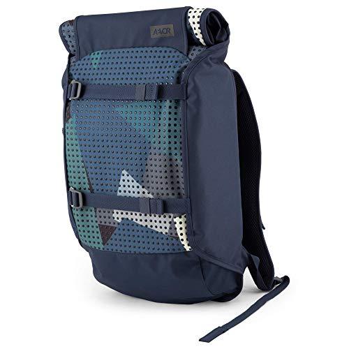 AEVOR Trip Pack - erweiterbarer Rucksack, ergonomisch, Laptopfach, wasserabweisend - Camo...