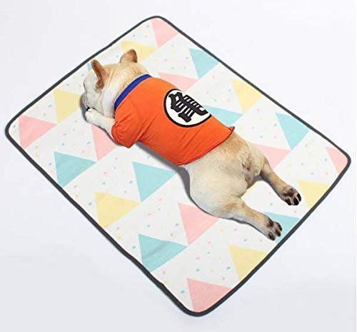 E-More Dog Cooling Mat Ice Silk ...