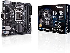 ASUS Prime H310I-PLUS CSM LGA1151 (Intel 8th Gen) DDR4 M.2 VGA DVI-D H310 Mitx Motherboard Motherboards Prime H310I-PLUS R2.0/CSM