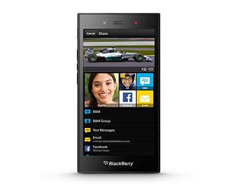 Blackberry Z3 Smartphone, 8 GB, Nero [Italia]