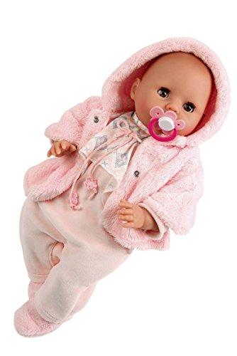 Schildkröt 7545723 Puppe Schnullerbaby Amy Malhaar