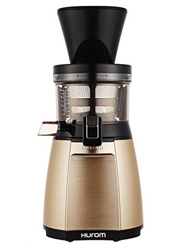 Hurom HT-ibe14Slow Juicer HT Serie 3generazione, 43U/min Modello 2017Smoothiemaker, 150W, oro