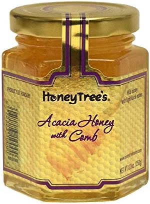 Honey Tree Acacia Honey With Comb Maple 3 Count product image