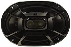 Polk Audio DB692 DB+ Series 6x9 Three-Way Coaxial Speakers with Marine Certification