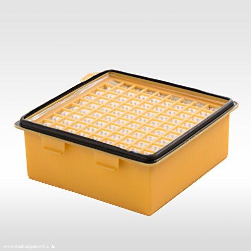 Hygienemicrofilter Hepa - Filter Premium geeignet für Vorwerk Tiger VT 260