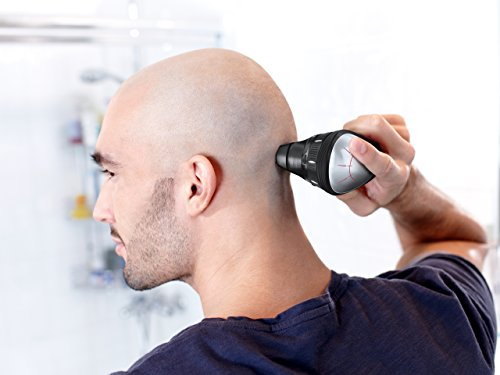 『フィリップス 電動バリカン セルフヘアーカッター 充電・交流式 QC5582/15』の6枚目の画像