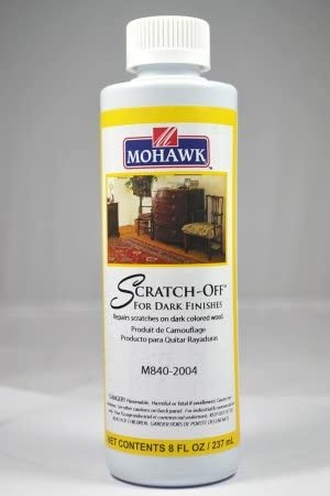 Mohawk Inexpensive 1 year warranty Scratch Off for Dark Finishes - 8oz