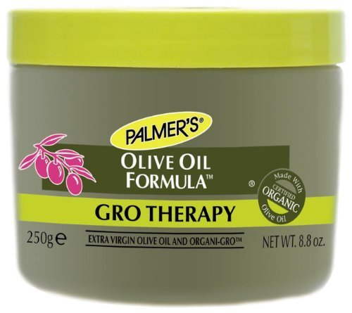 Palmer's Olive Oil Formula Gro Therapy, 8.8 Ounce (Pack of 2) by E.T. Browne Drug Company, Inc. (Palmers)
