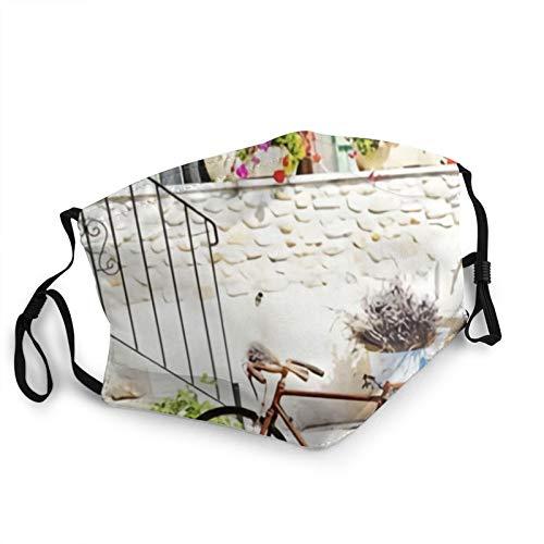 Calcetines de almohada Bicicletas Reutilizables Mascarilla Pasamontañas Lavable al aire libre de la nariz de la cubierta de la boca de la manera