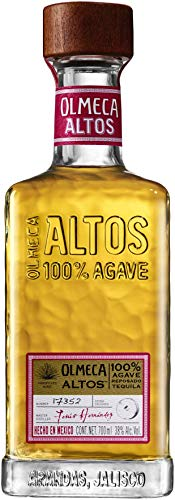 Olmeca Altos Reposado Tequila 70cl