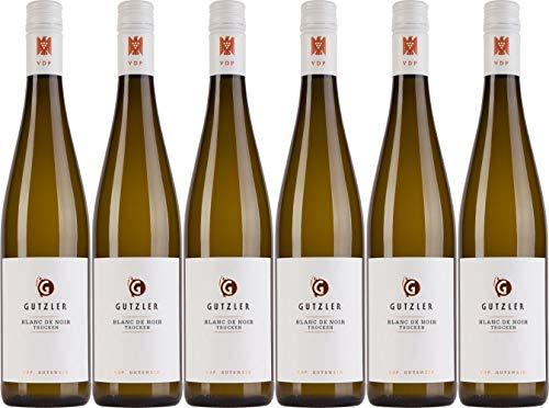 Gutzler Blanc de Noir Spätburgunder VDP.Gutswein 2019 Trocken Bio (6 x 0.75 l)