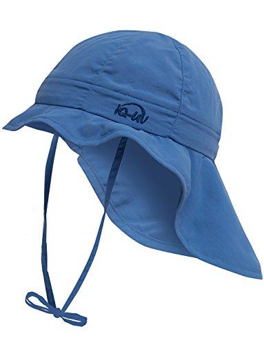 iQ-UV Jungen Kids Hat Kappe, Dark-Blue, 50-55 cm