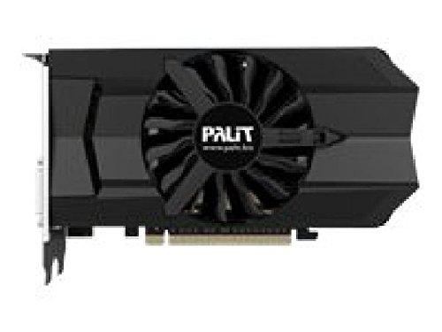 Palit GeForce GTX 660 - Grafikkarten - GF GTX 660 - 2 GB GDDR5 - PCI Express 3.0 x16 - 2 x DVI, HDMI, DisplayPort VGA GTX 660 2GB
