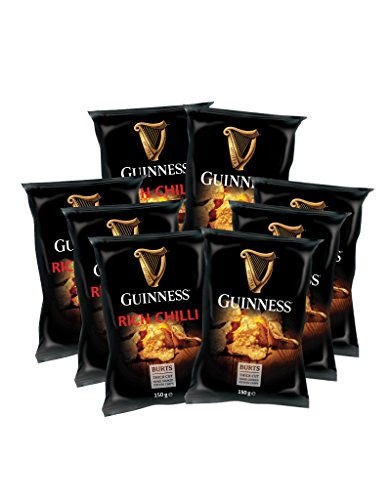 5 x 150g Guinness Chips Mix