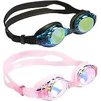 Aegend UV Protection Anti-Fog Swim Goggles