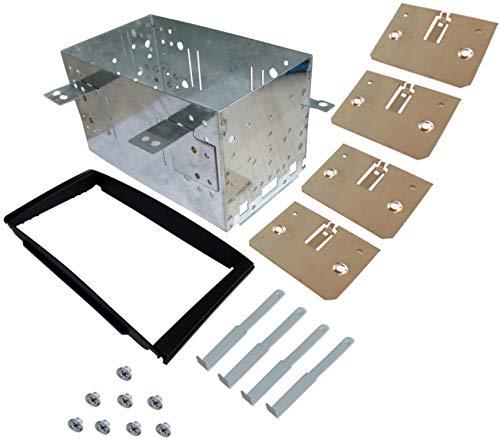 AERZETIX: Cadre pour autoradio, adaptateur, panneau 2 DIN