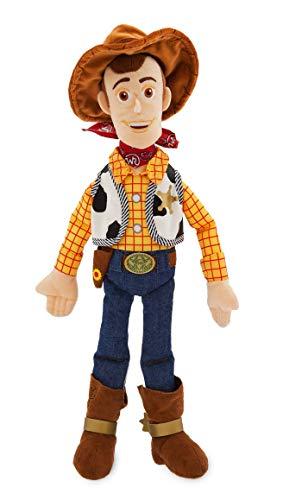 Disney Store - Peluche mediano Woody Cowboy Sceriffo Toy Story 4 nuevo original