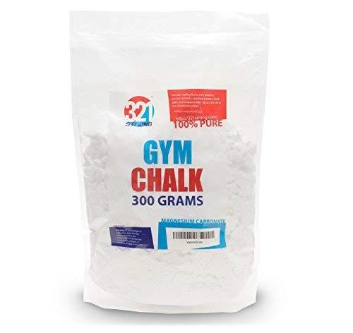 321 STRONG 300 Gram (10.58 oz) Loose Gym Chalk