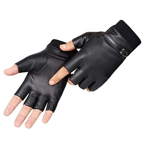 LIOOBO -   Pu-lederhandschuhe