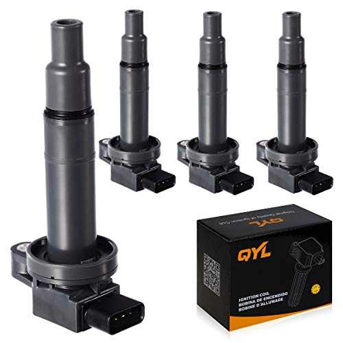 4Pcs Ignition Coil Pack for XA XB Yaris Echo Prius Camry C1304 UF316 5C1293