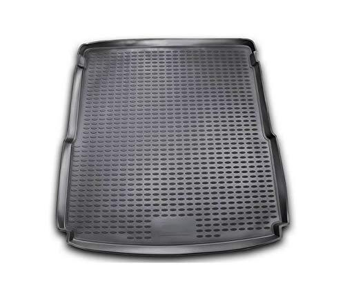 Alfombrilla de goma TPE negra para maletero VM700, para bandeja de coche, compatible con Volkswagen Passat 3C B7 Variant 2011-2014 Alltrack 2012-2014