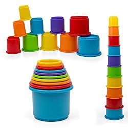 Toddler Gift Stacking Cups