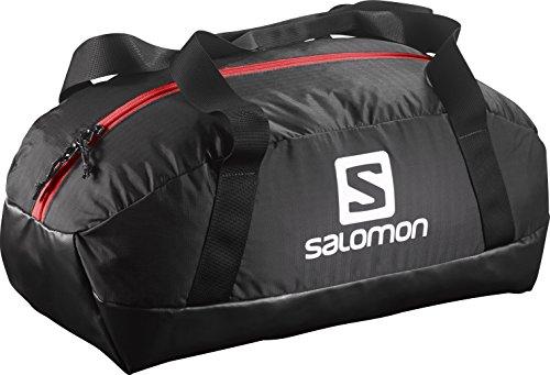 Salomon, Sac de Sport 25L, PROLOG 25, Noir/Rouge, L38002300