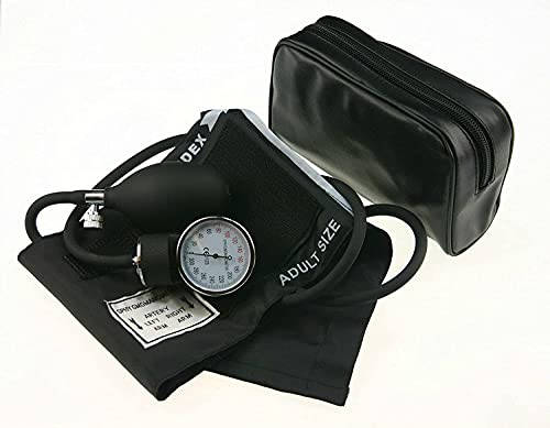 ABE Professional Aneroid Sphygmomanometer Manual Blood Pressure Monitor for...