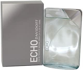 Echo By Davidoff For Men. Eau De Toilette Spray 3.4 Ounces