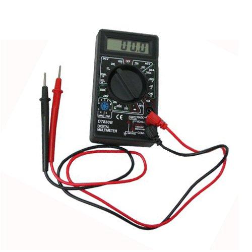 サンコスモ 小型デジタルテスター マルチメーター DT-830B