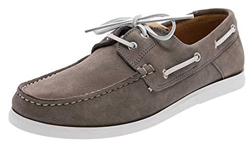 FB Fashion Boots ELBA Globe Seta - Zapatillas de piel para hombre, color gris, color Gris, talla 42 EU
