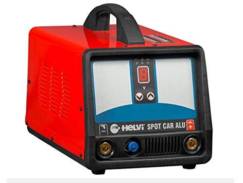 Spot mini-grapadora para aluminio Helvi Spot Car Alu 99500027